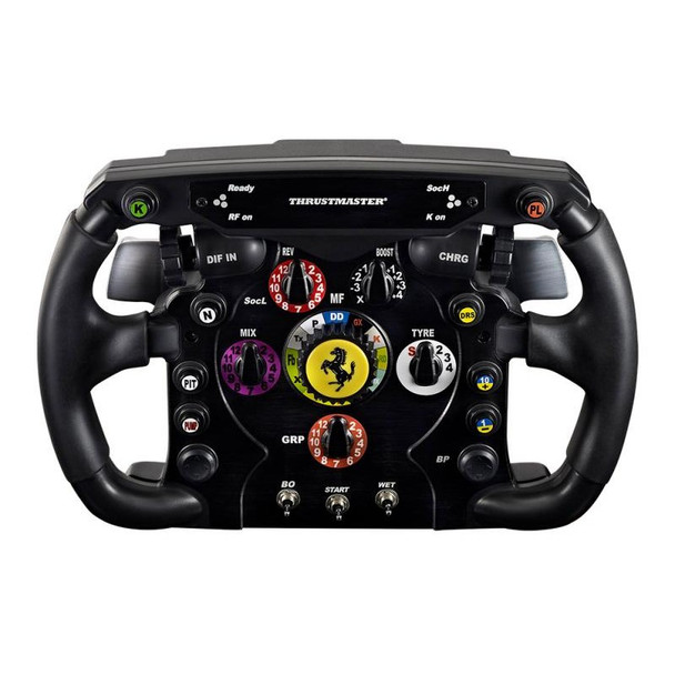 Thrustmaster Scuderia Ferrari Race Kit Add-On for PC/PS4/XB1 Product Image 2