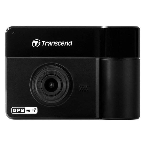 Image for Transcend DrivePro 550 32GB Dual Lens 2.4in LCD Full HD Dash Cam AusPCMarket