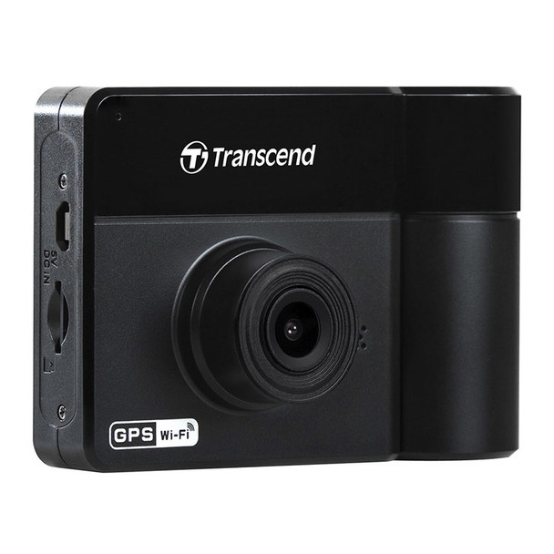 Transcend DrivePro 550 32GB Dual Lens 2.4in LCD Full HD Dash Cam Product Image 4