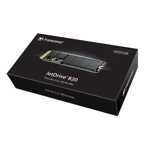 Transcend Jetdrive 820 480GB PCIe SSD for Mac Product Image 5