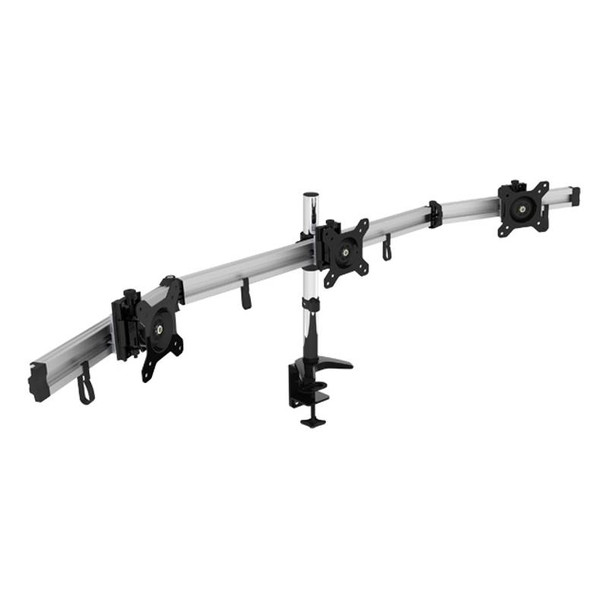Image for Vision Mounts 3 LCD Monitor Support with Desk Mount 15in-27in - Clamp AusPCMarket