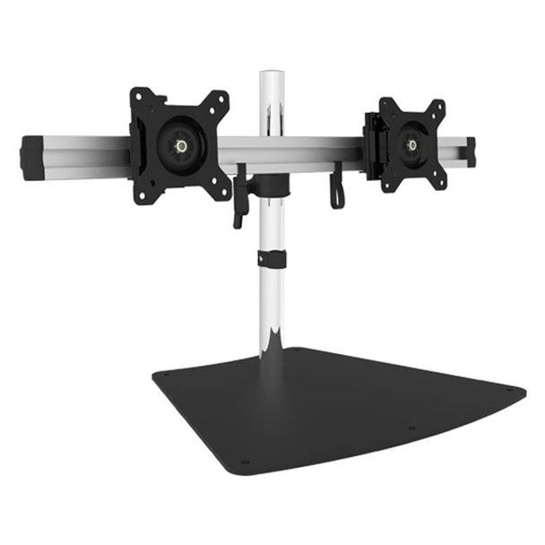 Image for Vision Mounts Free Standing Dual LCD Monitor 15in-27in AusPCMarket