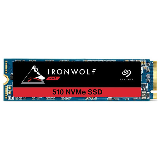 Image for Seagate IronWolf 510 480GB NVMe M.2 2280-S2 SSD AusPCMarket