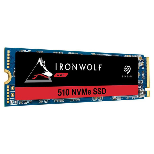 Seagate IronWolf 510 480GB NVMe M.2 2280-S2 SSD Product Image 3