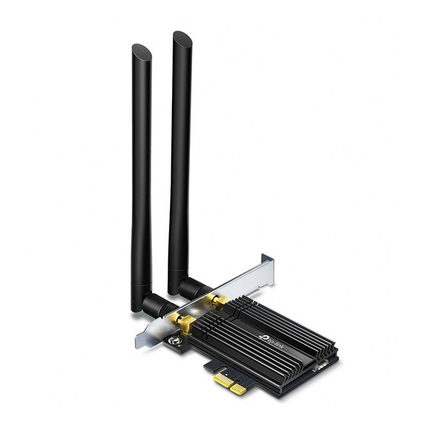 Image for TP-Link Archer TX50E AX3000 Wi-Fi 6 Bluetooth 5.0 PCIe Adapter AusPCMarket