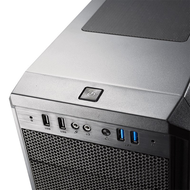 Cougar MX330-S Windowed Mid-Tower ATX Case Product Image 4