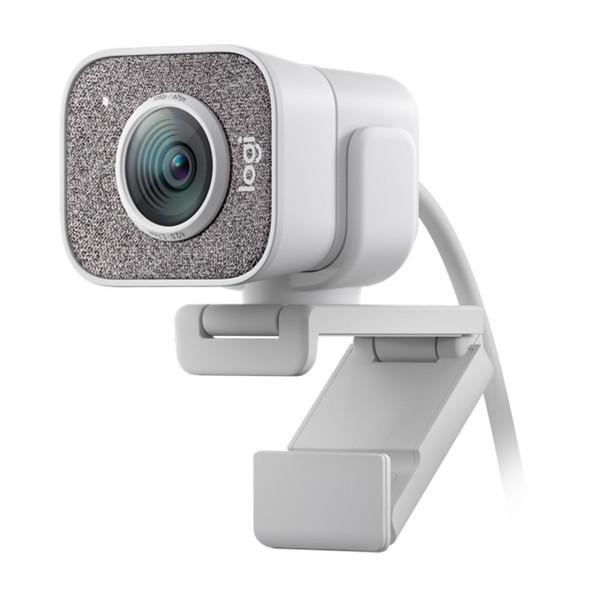 Image for Logitech StreamCam Full HD USB-C Webcam - Off-White AusPCMarket
