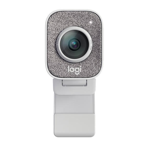 Logitech StreamCam Full HD USB-C Webcam - Off-White Product Image 2