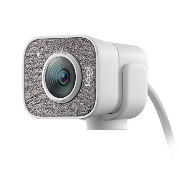 Logitech StreamCam Full HD USB-C Webcam - Off-White Product Image 4