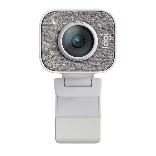 Logitech StreamCam Full HD USB-C Webcam - Off-White Product Image 5
