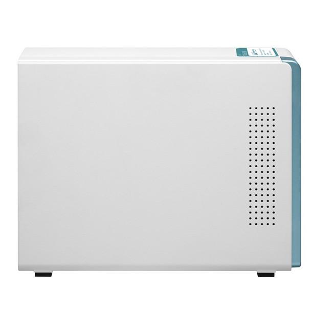 QNAP TS-231K 2 Bay Turbo NAS Alpine AL-214 Quad Core 1.7GHz CPU 1GB RAM Product Image 4