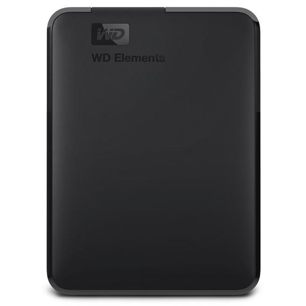 Western Digital WD Elements 4TB USB 3.0 Portable External Hard Drive Product Image 2