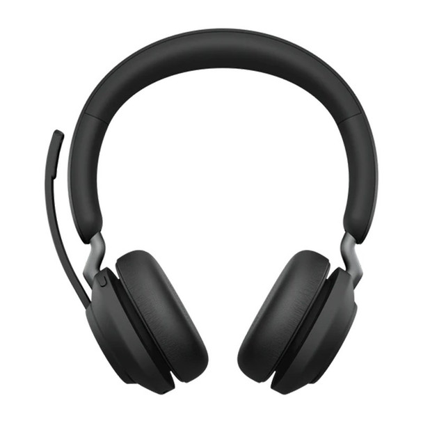 Jabra Evolve2 65 MS USB-A Stereo Bluetooth Headset - Black Product Image 2