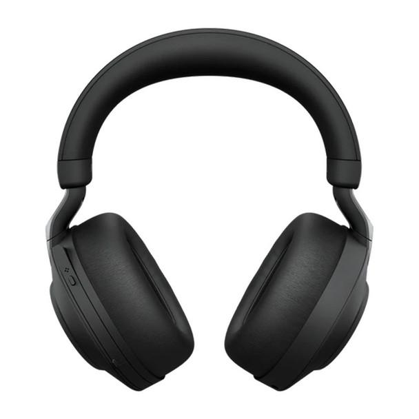 Image for Jabra Evolve2 85 MS USB-C Stereo Bluetooth Headset - Black AusPCMarket