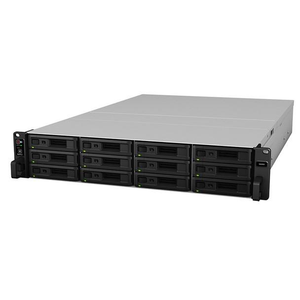 Synology RackStation SA3600 12-Bay NAS Xeon D-1567 12-Core CPU 16GB RAM Product Image 2