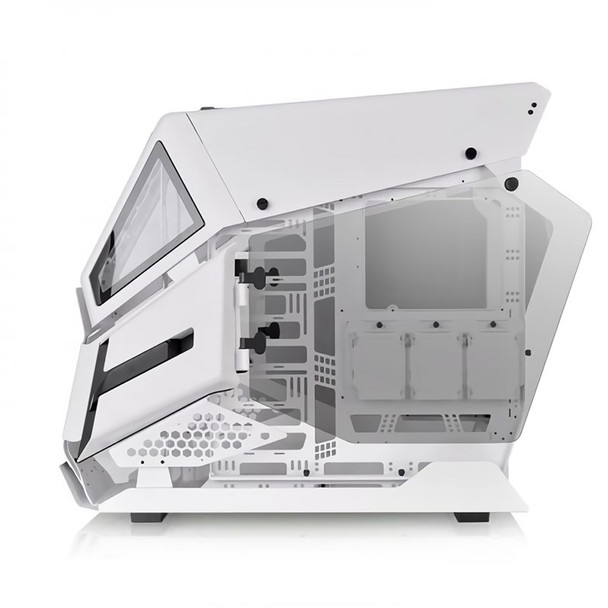 Thermaltake AH T600 Tempered Glass Full Tower E-ATX Chassis - Snow Product Image 4