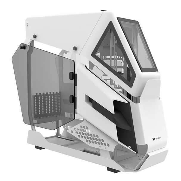 Thermaltake AH T600 Tempered Glass Full Tower E-ATX Chassis - Snow Product Image 5