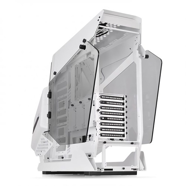 Thermaltake AH T600 Tempered Glass Full Tower E-ATX Chassis - Snow Product Image 6