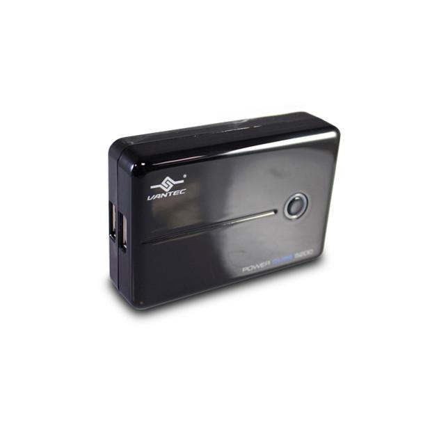 Vantec VAN-520BB-BK 5200mAh Power Cube Product Image 3