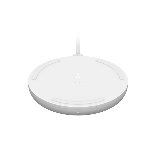 Belkin Boost Charge 10W Wireless Charging Pad - White (No PSU) Product Image 4