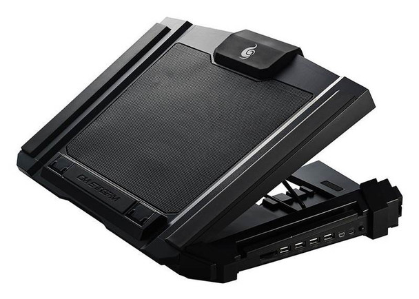 Cooler Master SF-17 Gaming 17in Notebook Cooler Product Image 2
