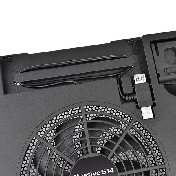 Thermaltake Massive S14 15in Notebook Cooler Product Image 5
