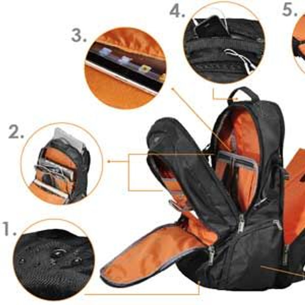 Everki 18.4in Titan Backpack Product Image 7