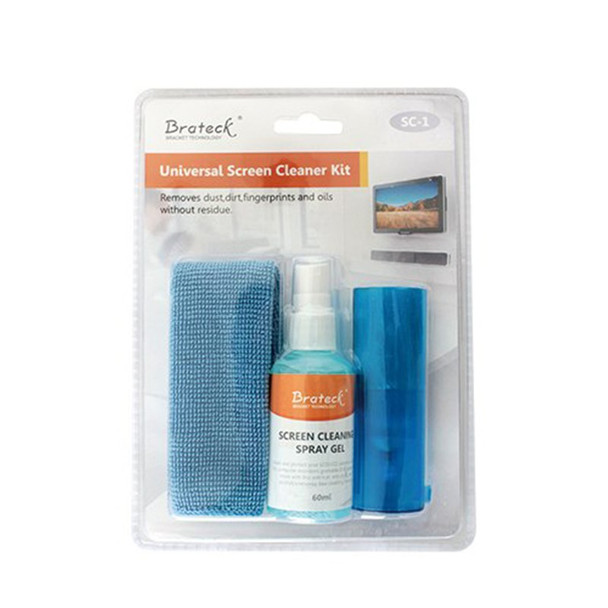 Image for Brateck 3-in-1 Screen Cleaner Kit AusPCMarket