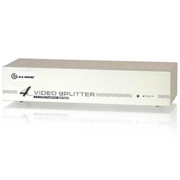 Image for Alogic 4 Port VGA Video Splitter AusPCMarket