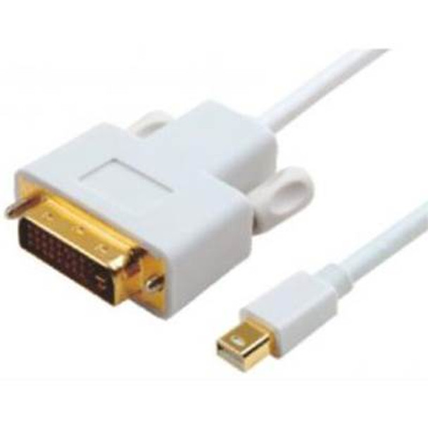 Image for Astrotek 2m Mini DisplayPort DP to DVI Cable AusPCMarket