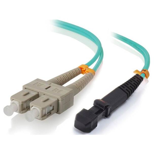 Image for Alogic 3m MTRJSC 10G Multimode Duplex LSZH Fibre Cable 50/125 OM3 AusPCMarket