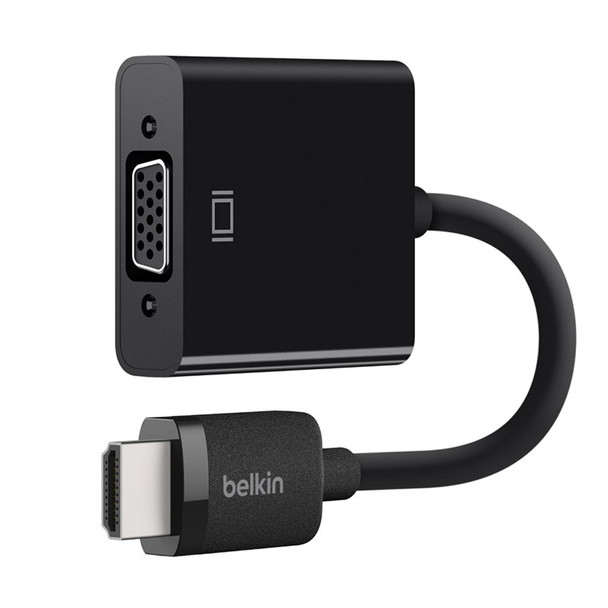Image for Belkin HDMI to VGA Adapter with Micro-USB Power AusPCMarket