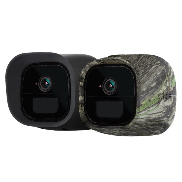 Image for Arlo Go Security Black & Camouflage Camera Skin Combo AusPCMarket