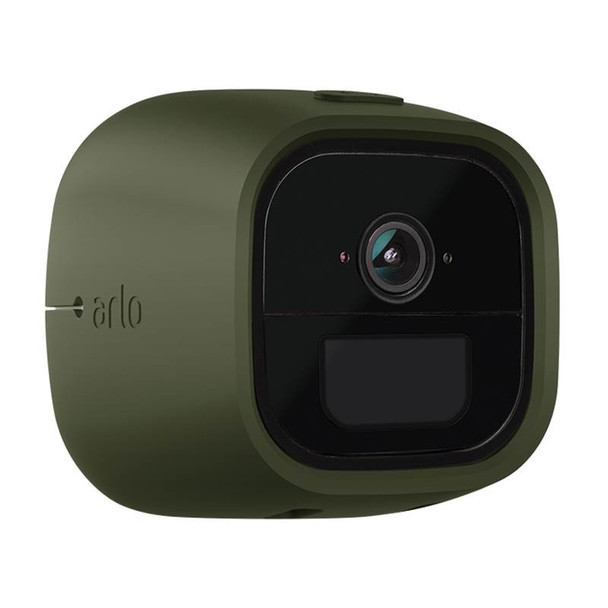 Arlo Go Silicone Skins - Green and Black Set of 2 Product Image 2