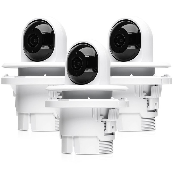 Ubiquiti Networks Indoor Ceiling Mount for UVC-G3-FLEX - 3 Pack Product Image 7