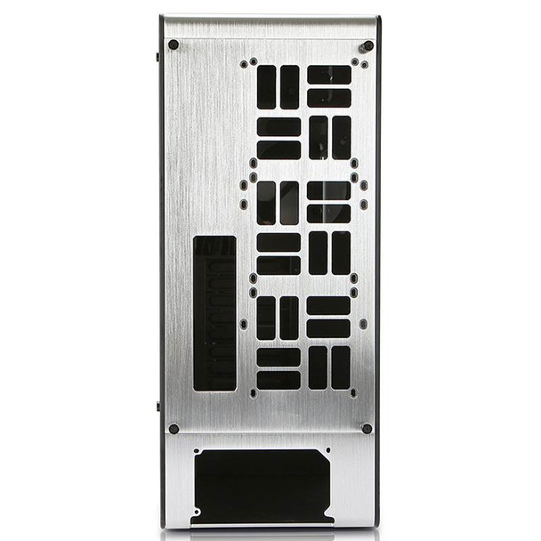In Win 909 Tempered Glass Full-Tower E-ATX Case - Silver Product Image 4