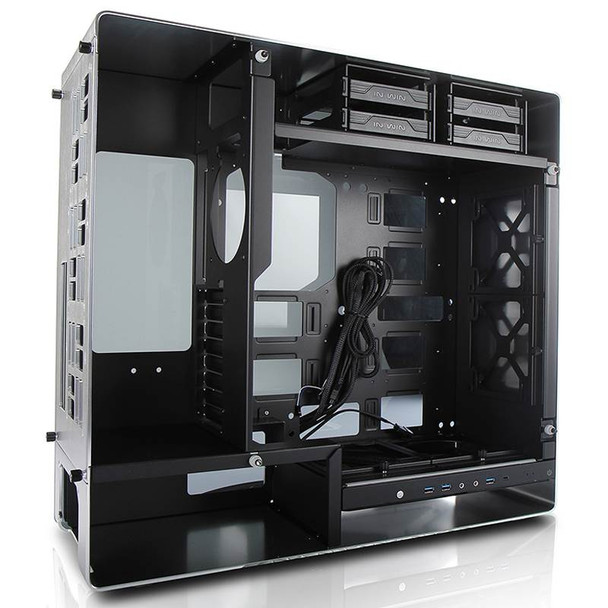 In Win 909 Tempered Glass Full-Tower E-ATX Case - Silver Product Image 7