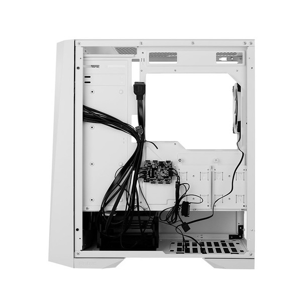 Antec DP501 ARGB Tempered Glass Mid-Tower ATX Case - White Product Image 4
