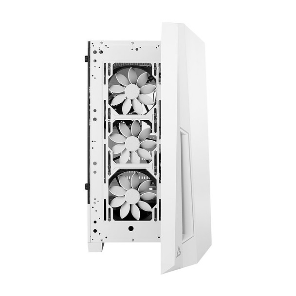 Antec DP501 ARGB Tempered Glass Mid-Tower ATX Case - White Product Image 13