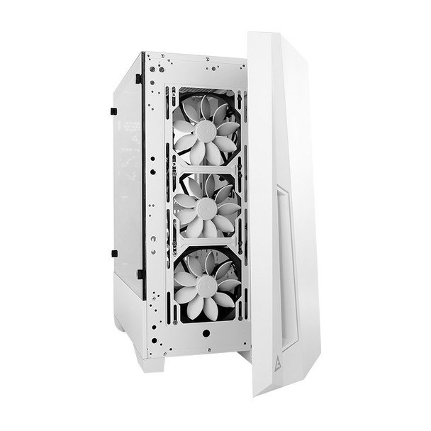 Antec DP501 ARGB Tempered Glass Mid-Tower ATX Case - White Product Image 14