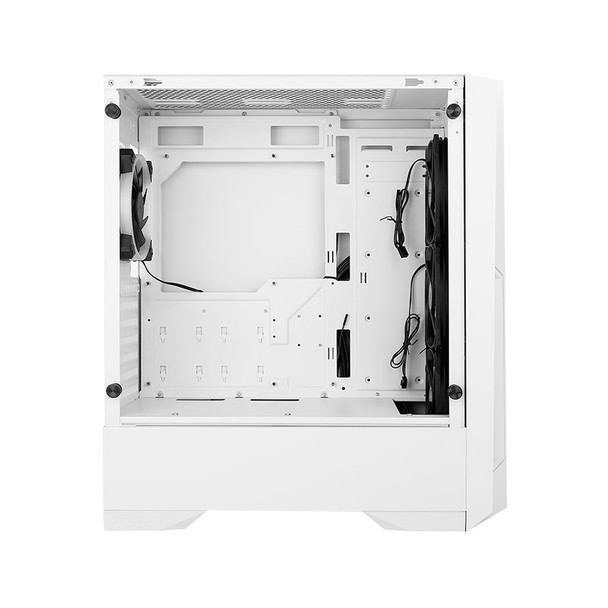Antec DP501 ARGB Tempered Glass Mid-Tower ATX Case - White Product Image 17