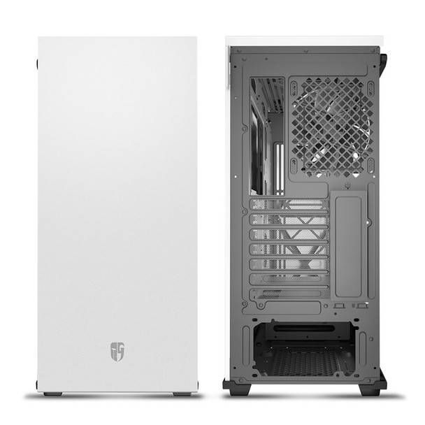 Deepcool MACUBE 310 Mid-Tower ATX Case - White Product Image 9