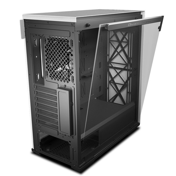 Deepcool MACUBE 310 Mid-Tower ATX Case - White Product Image 10