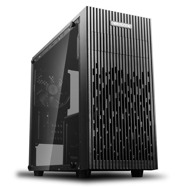 Image for Deepcool Matrexx 30 Tempered Glass Mini-Tower Micro-ATX Case AusPCMarket