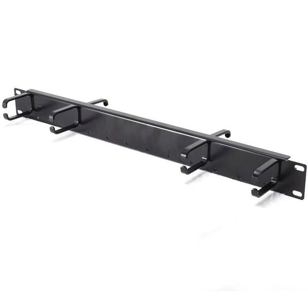 Image for Alogic Serverdge 1RU 19in Horizontal Double Sided Cable Management Rail Slot/Ring AusPCMarket