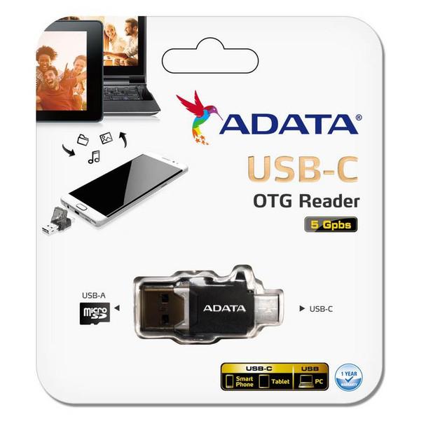 Adata USB Type-C OTG Reader Product Image 9