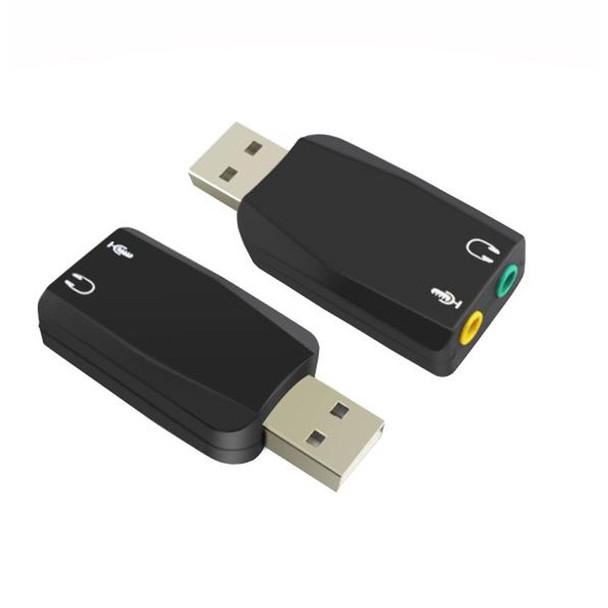 Shintaro USB Audio Adaptor - 3.5mm Headset to USB Converter Product Image 3