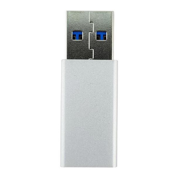 Shintaro USB-A Male to USB-C Female Adaptor Product Image 3