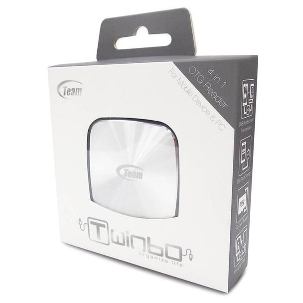 Team Twinbo WG01 4 in 1 On-the-Go USB HUB - TWG01G01 Product Image 2