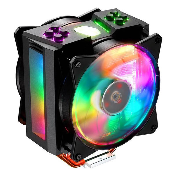 Image for Cooler Master MasterAir MA410M Addressable RGB CPU Air Cooler AusPCMarket